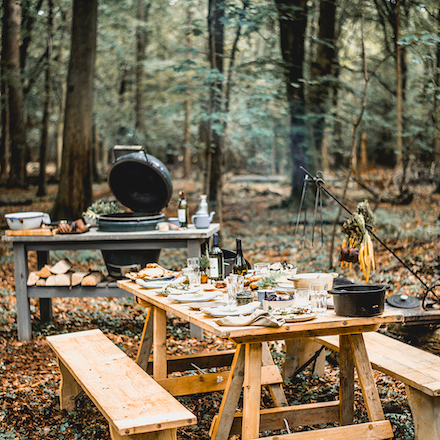 Woodland Feast with Jan Ostle
