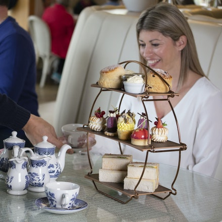 Afternoon Tea at Kipling
